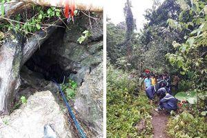 3 người chết nghi hít phải khí độc trong hang đá tự nhiên