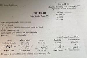 Bài 2: Nghi vấn lâm trường Quế Phong 'cắt xén' tiền bồi thường của người trồng rừng