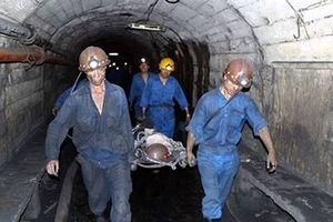 Sập lò than ở Quảng Ninh, 3 công nhân thương vong