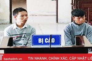 'Gieo' 3 vụ trộm, 'gặt'... 30 tháng tù giam!