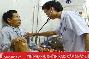 Nhiều người bệnh đái tháo đường ở Hà Tĩnh bị biến chứng đáng sợ