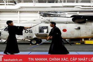 Khám phá cuộc sống thủy thủ trên chiến hạm lớn nhất Nhật Bản
