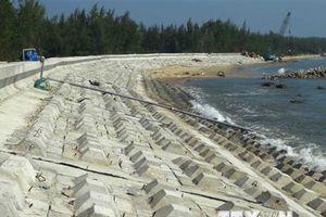 Quảng Nam: 36 tỷ đồng bảo vệ đảo ngọc Tam Hải khỏi xâm thực của biển