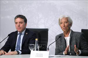 G20 nhấn mạnh căng thẳng thương mại cần phải được các nước liên quan giải quyết
