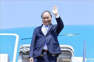 Thủ tướng kết thúc chuyến tham dự Cuộc gặp các nhà lãnh đạo ASEAN và thăm Indonesia