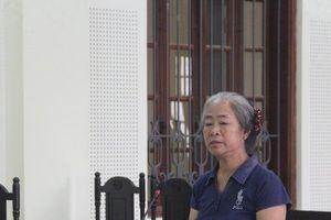 'Nữ quái' hầu tòa vì nhẫn tâm bán con gái chị ruột sang Trung Quốc