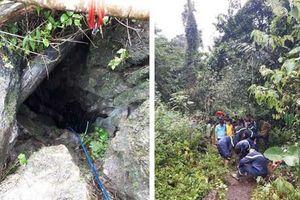 Thông tin mới nhất vụ 3 người tử vong trong hang đá ở Thái Nguyên