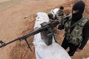 Phiến quân chĩa đạn pháo dữ dội vào quân đội Syria ở Hama