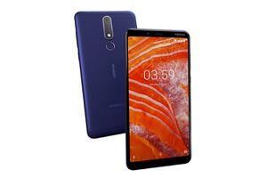 Cận cảnh smartphone Nokia camera kép, chạy Android One, giá rẻ