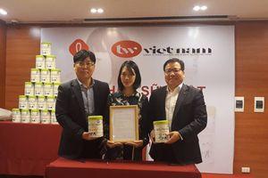 TVV phân phối độc quyền sữa Kid Power tại Việt Nam