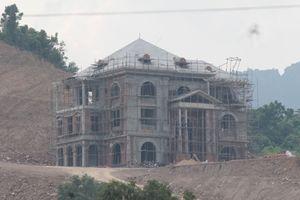 Cty Xi măng Công Thanh xây biệt thự 'khủng' trái phép