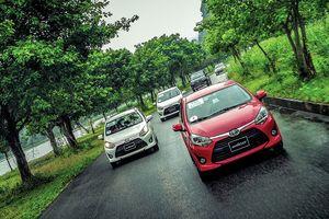 Bứt phá doanh số trong tháng 9/2018, Toyota Việt Nam đã bán ra 6.259 xe