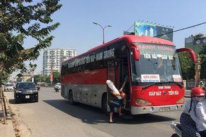 Hà Nội 'điểm mặt' doanh nghiệp vận tải khách tái phạm nhiều lần
