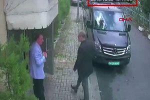 Thổ Nhĩ Kỳ có video bằng chứng sát hại nhà báo Jamal Khashoggi