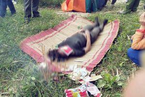 Hà Giang: Tìm thấy thi thể thiếu nữ mất tích do tự tử