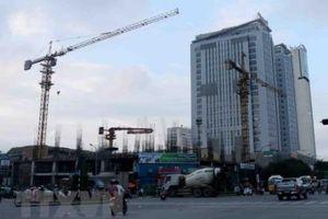 Ngăn chặn vụ việc đáng tiếc từ thi công công trình cao tầng