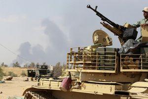 Lo ngại IS đào thoát ồ ạt, quân đội Iraq tăng cường kiểm soát biên giới với Syria
