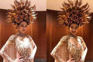 'Nữ thần mặt trời' Phương Khánh tỏa sáng đạt Huy chương Vàng tại Hoa hậu Trái Đất 2018