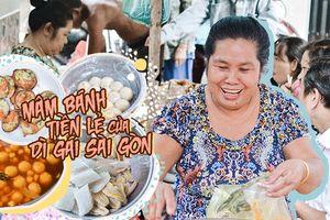 Chuyện dì Gái dễ thương nhất Sài Gòn, bán thì thêm quên cho luôn: 'Kệ đi, tiền bạc có gì đâu, miễn người ta vui là được!'