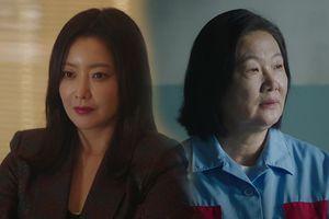 'Room No. 9' tập 1-2: Kim Hee Sun và Kim Hae Sook 'người tám lạng, kẻ nửa cân'