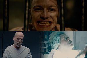 Liên minh với quái nhân, cuồng nhân quyết tâm đánh bại siêu nhân trong trailer mới của 'Glass'
