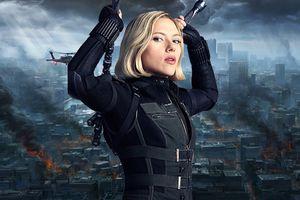 Scarlett Johansson có thể nhận catse 15 triệu USD cho phim riêng về Black Widow