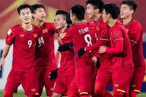 Tin vui tới tấp cho người hâm mộ đội tuyển Việt Nam trước thềm AFF Cup 2018