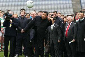 Giấc mơ bóng đá của Tập Cận Bình và cánh tay Vương Kiện Lâm