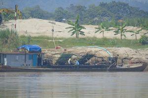 Phú Thọ: Chính quyền có 'bao che' cho bến bãi vi phạm hoạt động?