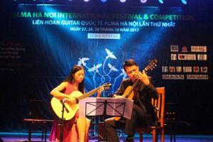 Liên hoan Guitar Quốc tế Alma Hà Nội' lần thứ 2