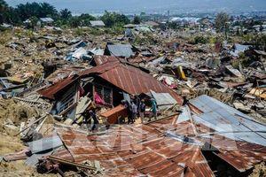 Indonesia: Dừng tìm kiếm nạn nhân mất tích sau thảm họa kép