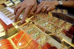 Giá vàng trong nước và thế giới đồng loạt tăng