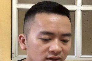 Bắc Giang: Bắt khẩn cấp đối tượng mạo danh công an chiếm đoạt tài sản