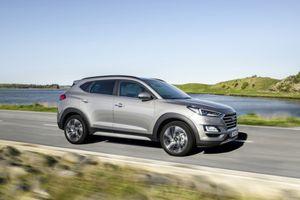 Hyundai Tucson mới ra mắt cuối tháng 10, giá từ 695 triệu đồng