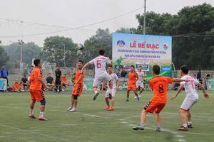 Bế mạc Giải bóng đá khối cơ quan doanh nghiệp TP Thanh Hóa mở rộng lần thứ IV - Cúp Bia Thanh Hóa năm 2018