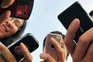 Điện thoại di động có thể đạt 132,3 thuê bao/100 dân trong 2018