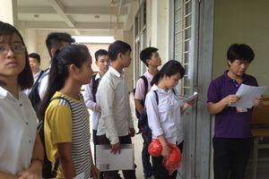 Khẩn trương hoàn thiện quy trình tổ chức kỳ thi THPT quốc gia