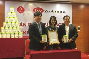 Sữa Kid Power A+ gia nhập thị trường Việt Nam