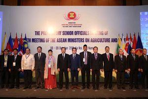Hội nghị cấp bộ trưởng về hợp tác ASEAN trong lĩnh vực nông lâm nghiệp: Nhiều vấn đề quan trọng về nông lâm nghiệp đã được thông qua