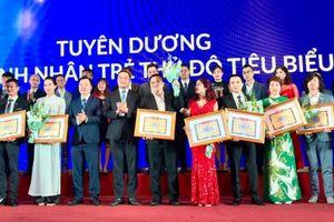 Vinh danh những doanh nhân trẻ Thủ đô tiêu biểu năm 2018