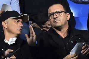 Giữa tâm bão, Jose Mourinho lặng lẽ xuất hiện tại Balkans