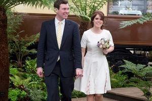 Công chúa nước Anh tổ chức đám cưới
