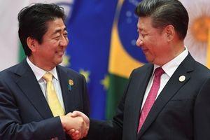 Thủ tướng Shinzo Abe sắp thăm Trung Quốc