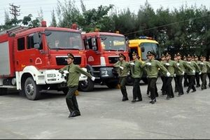 Tập đoàn TKV tổ chức Hội thao cấp cứu mỏ chuyên nghiệp năm 2018