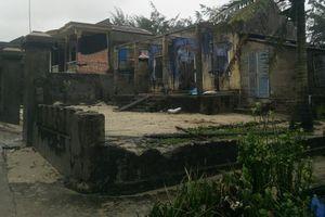 Hơn 30km bờ biển sạt lở nghiêm trọng đe dọa người dân