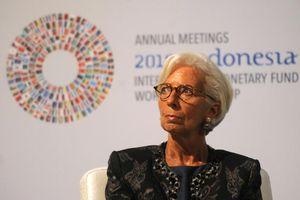 Tổng giám đốc IMF kêu gọi hàn gắn hệ thống thương mại toàn cầu