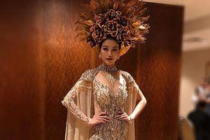 Nguyễn Phương Khánh đoạt HCV trang phục dân tộc tại Miss Earth 2018