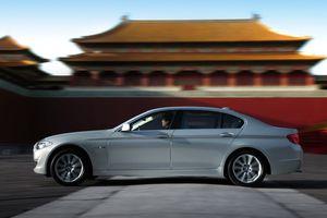 BMW giành quyền kiểm soát liên doanh ở Trung Quốc
