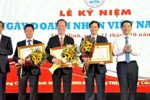 Hiệp hội Doanh nghiệp Thái Bình kỷ niệm Ngày Doanh nhân Việt Nam
