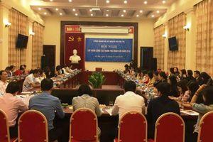 Bộ Kế hoạch và Đầu tư tập huấn công tác thanh tra nhân dân